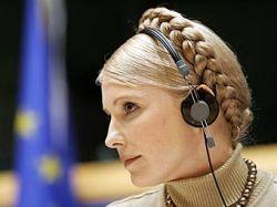 Юлия Тимошенко объявила Европу своим союзником в газовом споре в Россией