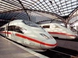 Железные дороги Германии остановятся