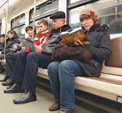 Сидеть в вагонах метро опасно для здоровья