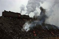 Пожар на шахте в Китае унес жизни 17 горняков