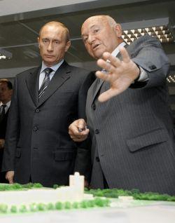 Юрий Лужков хочет изменить Земельный кодекс РФ