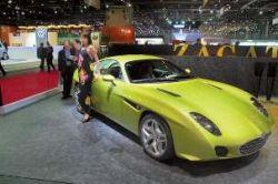 Spyker Aileron дебютирует в Женеве