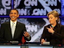 Хиллари Клинтон предложила Бараку Обаме стать вице-президентом