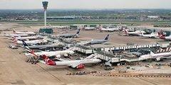 Лондонские аэропорты - худшие в Европе по задержкам рейсов