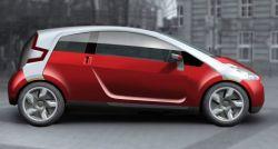 Новый концептуальный электромобиль от Think Global