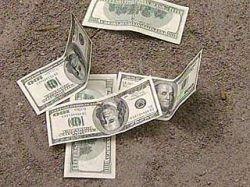 Доллар в свободном падении