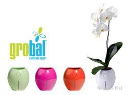 Grobal: разработка для цветоводов-ленивцев