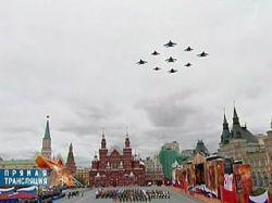 В Москве трижды ограничат движение для репетиции военного парада