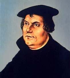 Папа римский намерен реабилитировать Мартина Лютера