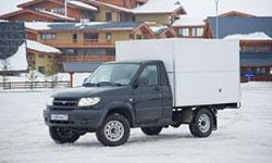 На базе UAZ Patriot создали легкий грузовик UAZ Cargo
