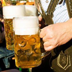 Германия - страна самых больших пивных животов