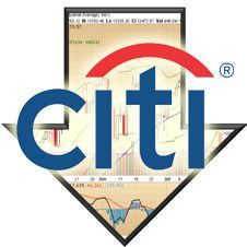 Акции крупнейшей финансовой корпорации мира Citigroup достигли 10-летнего минимума