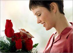 Какими цветами покорить сердце женщины