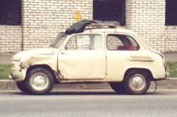 Четверть легкового автопарка России можно смело списать в утиль