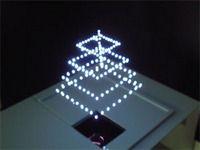 Японские ученые рисуют на воздухе «кусочками» плазмы