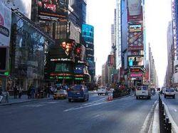 На Таймс-сквер в Нью-Йорке произошел взрыв