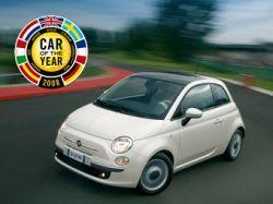Автомобилем 2008 года признан Fiat 500