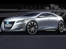 Suzuki показала изображение прототипа нового седана