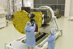 В Европе завершена работа над вторым спутником системы Galileo