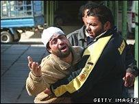 В Багдаде взорвали торговый центр: десятки жертв