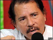 Никарагуа разрывает отношения с Колумбией