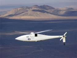 США возобновляют испытания нового беспилотного вертолета