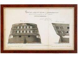 Лоты похищенных из России чертежей сняты из интернет-каталога каталога шведского аукциона