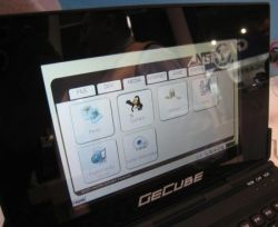 GeCube Genie PC: еще один реальный конкурент ASUS Eee PC