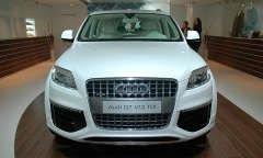 В Женеве представили самый экономичный кроссовер Audi Q7 V12 TDI