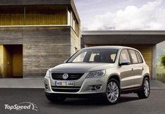 Volkswagen Tiguan назван лучшим автомобилем в Европе