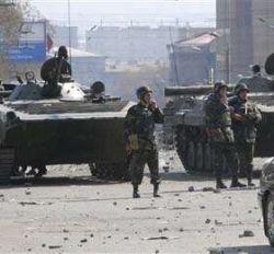К беспорядкам в Армении причастны зарубежные силы