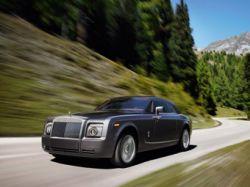 Rolls-Royce распродал весь годовой запас купе Phantom