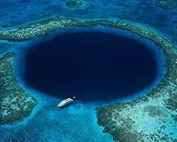 «Голубые дыры» хранят свидетельства губительного влияния человека на природу