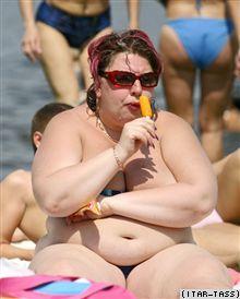 Лишний вес ежегодно убивает 9,5 тысяч австралийцев