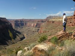 Возраст Большого каньона увеличился втрое