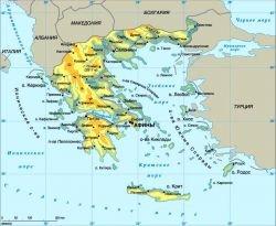 В Греции сошел с рельсов пассажирский поезд