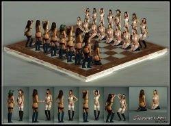Нижегородки сыграют шахматную партию… мужчинами