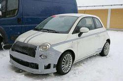 Посетители Женевского автосалона не оценили Fiat 500 Abarth