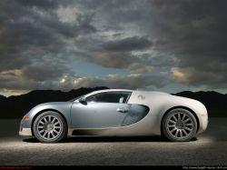 Лучшие автомобили по мнению Рунета. Автомобиль-мечта - Bugatti Veyron