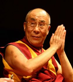 Далай-лама поддержал Олимпиаду в Пекине