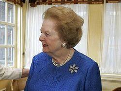 Маргарет Тетчер выписали из больницы