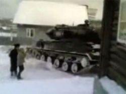"""На разгромившую дом \""""Тунгуску\"""" посмотрели почти 40 тысяч пользователей YouTube"""