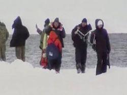 Спасательная операция на Сахалине завершена - со льдины сняты 775 рыбаков