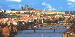 В Праге будет больше мест для пеших прогулок