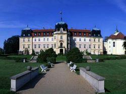 В резиденцию президента Чехии проник злоумышленник