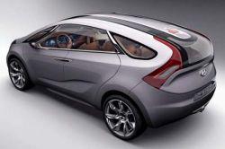 Премьера концепта Hyundai HED-5 i-mode состоялась в Женеве