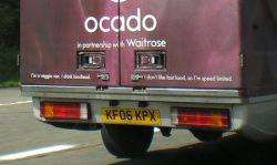 Британский онлайновый супермаркет понес миллионные убытки