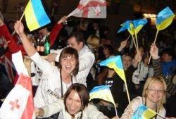 Грузины признали Украину самой дружественной страной