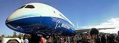 Boeing может в третий раз отложить премьеру самолета 787 Dreamliner