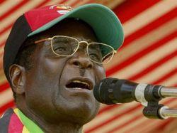 Зимбабвийца посадили за испорченный предвыборный плакат